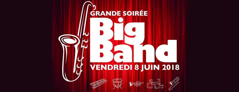 Spectacle Harmonie l'Inspiration: Grande Soirée Big Band présenté au Carré 150  de Victoriaville