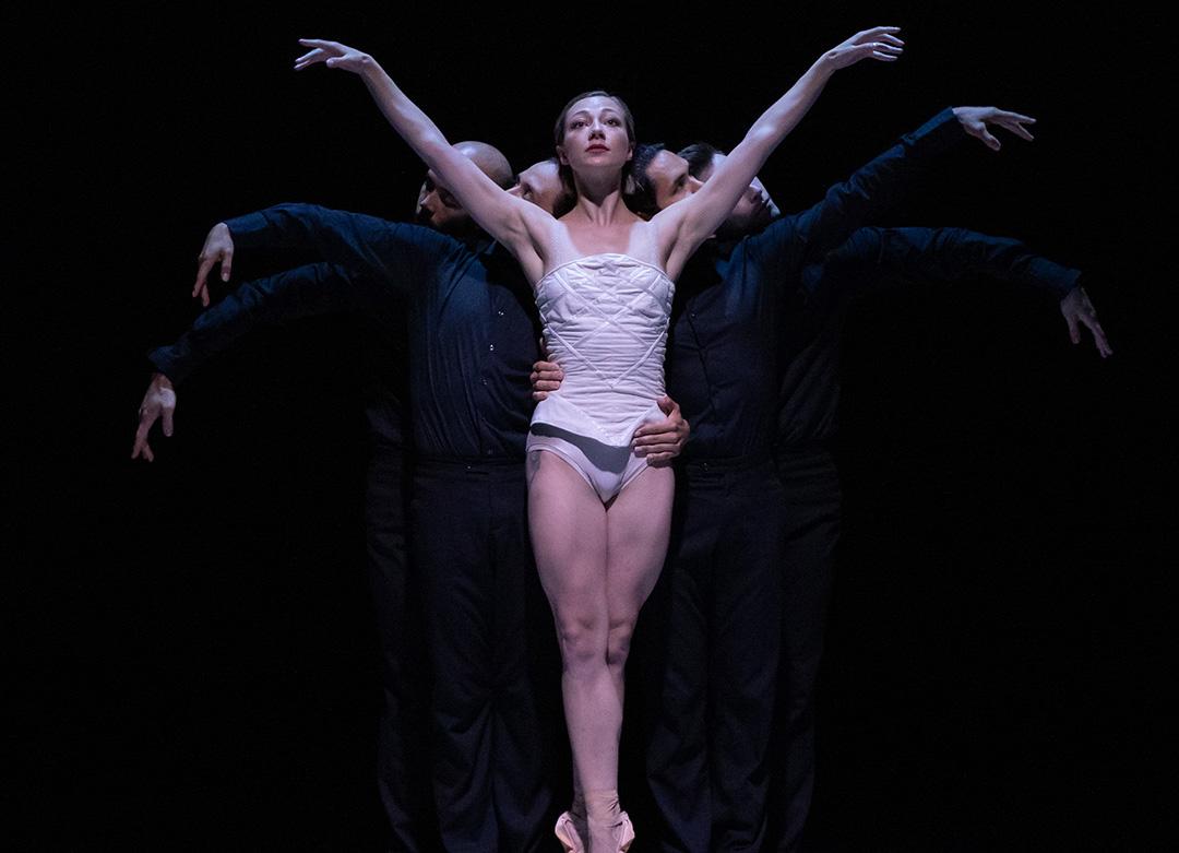 Spectacle Ballet Kelowna: MAMBO and Other Works présenté au Carré 150  de Victoriaville