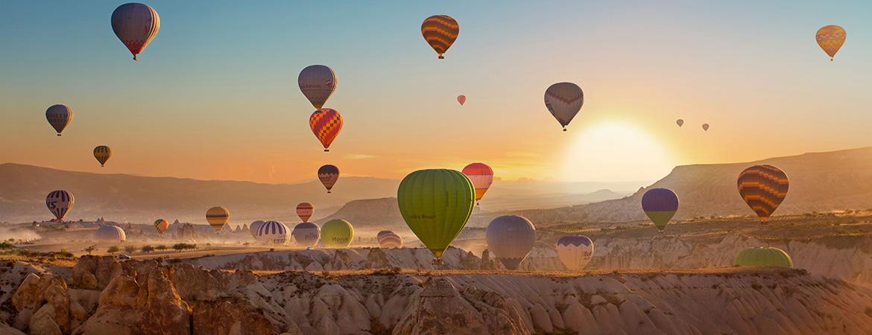 Spectacle Les Grands Explorateurs: CAPPADOCE, sur un tapis de Turquie présenté au Carré 150  de Victoriaville