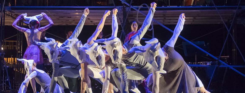 Spectacle Ballet Atlantique du Canada: Carmen présenté au Carré 150  de Victoriaville