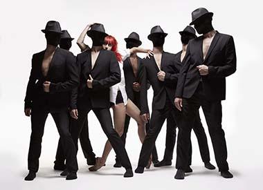 Spectacle Ballets Jazz de Montréal: Dance Me (sur la musique de Leonard Cohen) présenté au Carré 150  de Victoriaville
