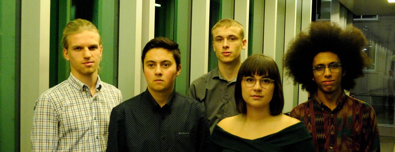 Spectacle EP Quintet: Jazz moderne présenté au Carré 150  de Victoriaville