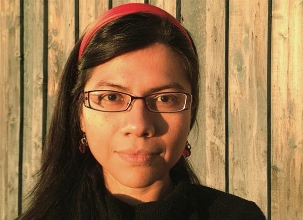 Estela Lopez Solis portrait