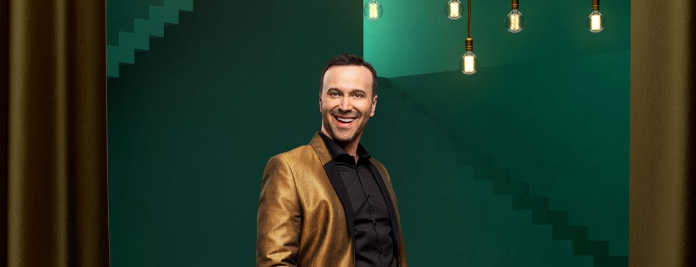 Spectacle Joël Legendre: Showtime présenté au Carré 150  de Victoriaville