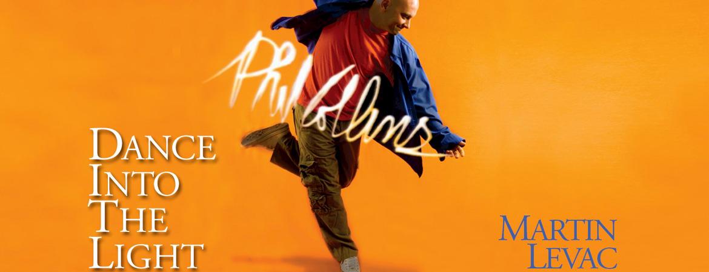 Spectacle Dance into the light: Rétrospective de Phil Collins avec Martin Levac présenté au Carré 150  de Victoriaville