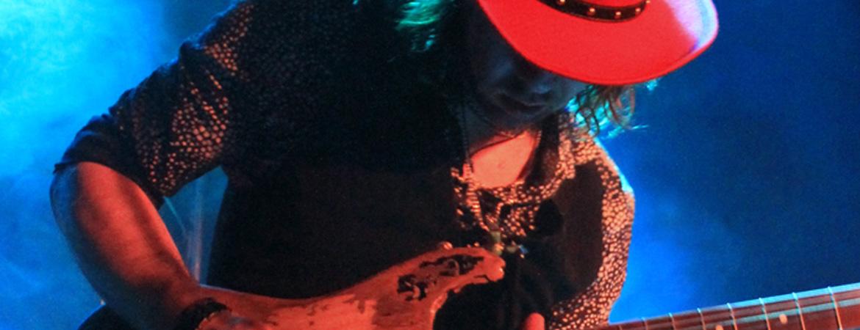 Spectacle Hommage à Stevie Ray Vaughan: SRV Tribute Blues Band présenté au Carré 150  de Victoriaville