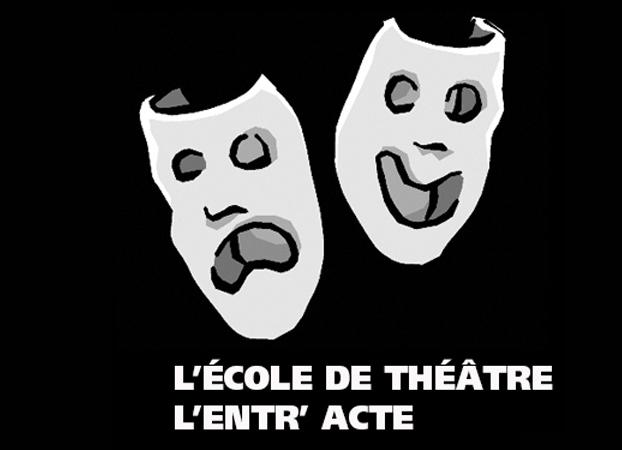 Spectacle École de théâtre l'Entr'Acte: L'encéphaloscope et Orphelins à temps partiel  présenté au Carré 150  de Victoriaville