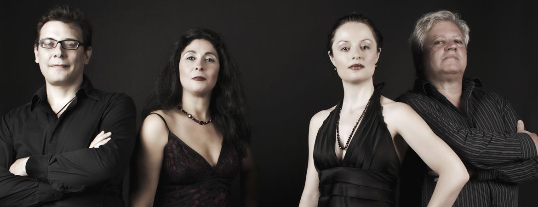 Spectacle El Trio Argentino: Voyage Tango présenté au Carré 150  de Victoriaville