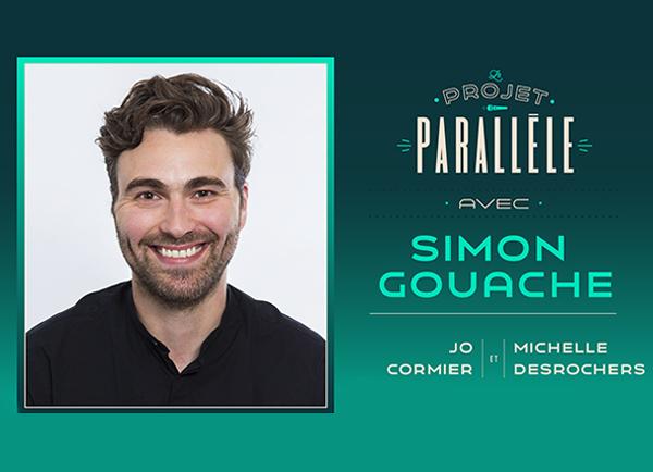 Spectacle Simon Gouache, Jo Cormier et Michelle Desrochers: Le projet parallèle présenté au Carré 150  de Victoriaville