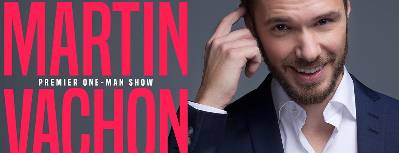 Spectacle Martin Vachon: 1er rendez-vous : mensonges et séduction présenté au Carré 150  de Victoriaville