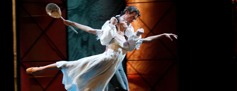 Spectacle Ballet-théâtre atlantique du Canada : Fantôme de l'opéra présenté au Carré 150  de Victoriaville